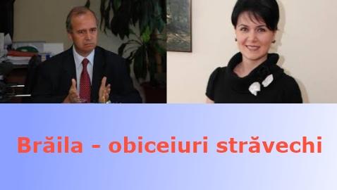 Simonescu a dat liber la linkuri pe site-ul Primariei Braila
