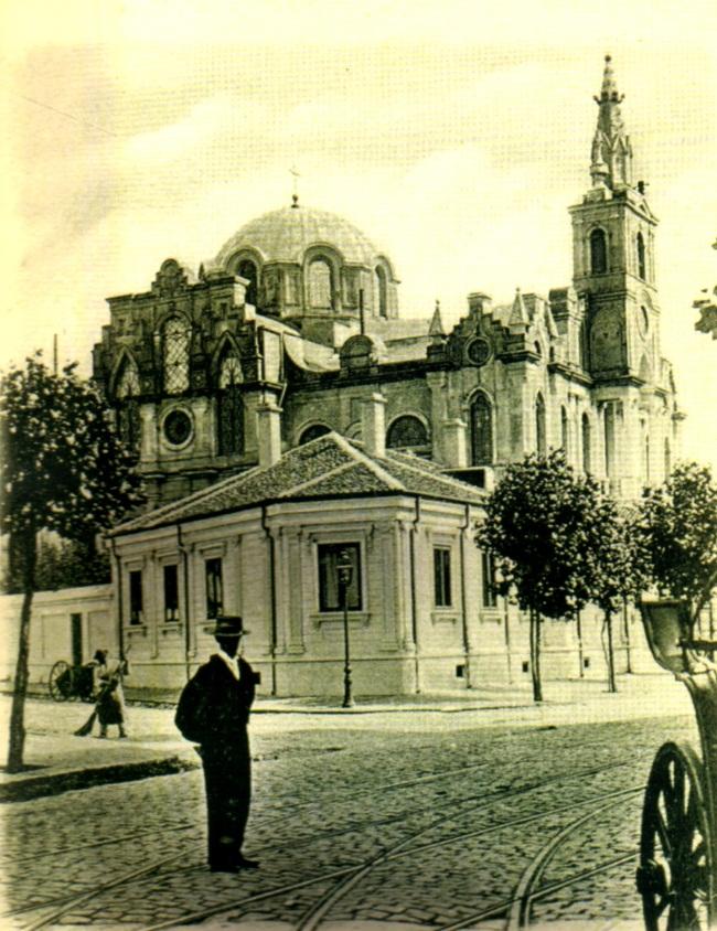 Biserica Greaca - Calea calarasilor Braila