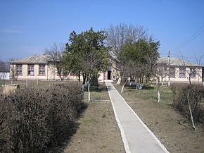 Scoala generala Bordei Verde judetul Braila