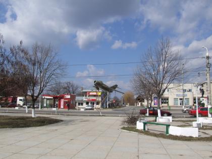 Centru oras Ianca - Braila
