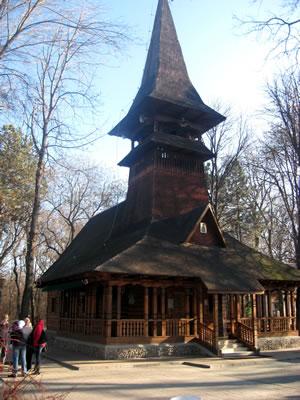Manastirea din lacu Sarat - poze Braila