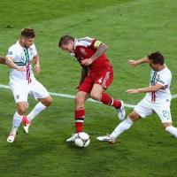 Steaua umilita pe propriul teren de Stuttgart